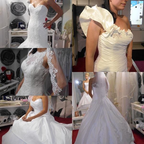 0877391fa6 Mostani bejegyzésben egy barátnőmmel látogattam el a szalonba, így sokkal  izgalmasabb volt a ruhapróba, hiszen számára sokkal aktuálisabb a téma, ...