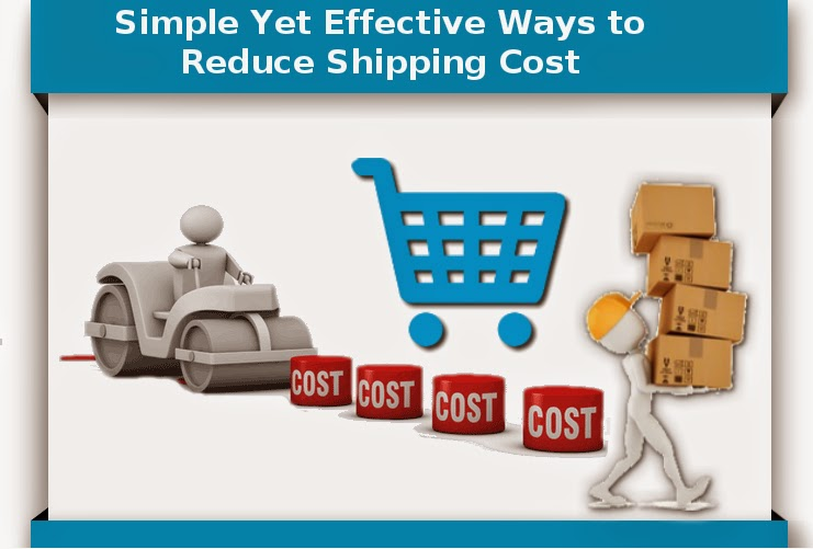 5 Simple Yet Effective Ways to Reduce Shipping Cost