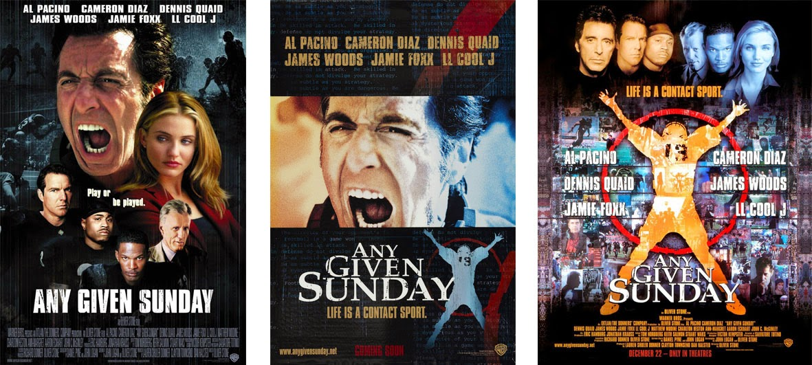 Any Given Sunday - Męska gra (1999)