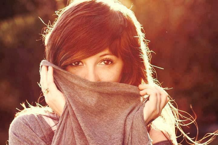 Latest cool girl hidden face facebook DP gallery Facebook dp