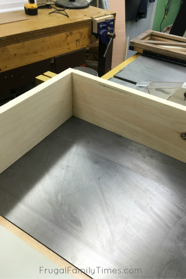 building hidden tv cabinet