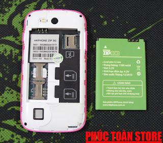 Rom HK phone Zip 3G mt6572 alt