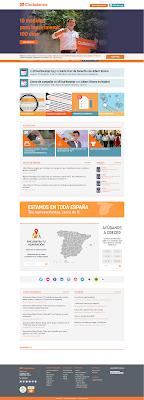 web de ciudadanos