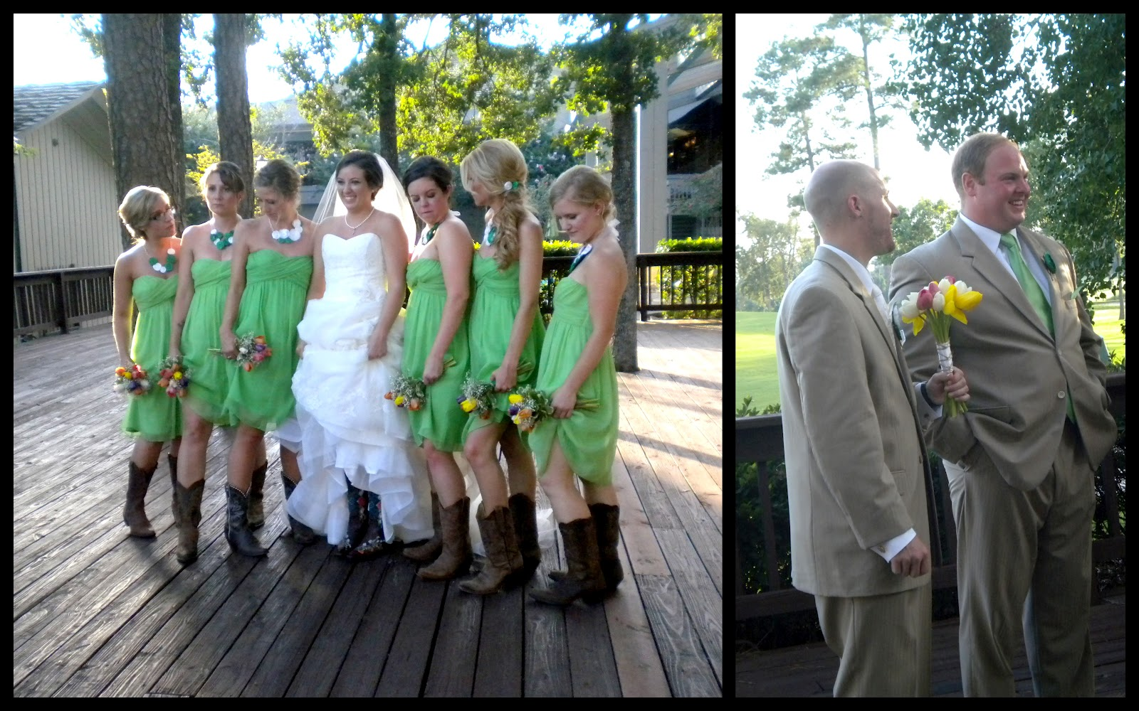 Blog: A Blushing June Bride