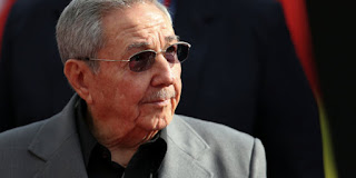 Raul Castro will cede the presidency of Cuba in April 2018