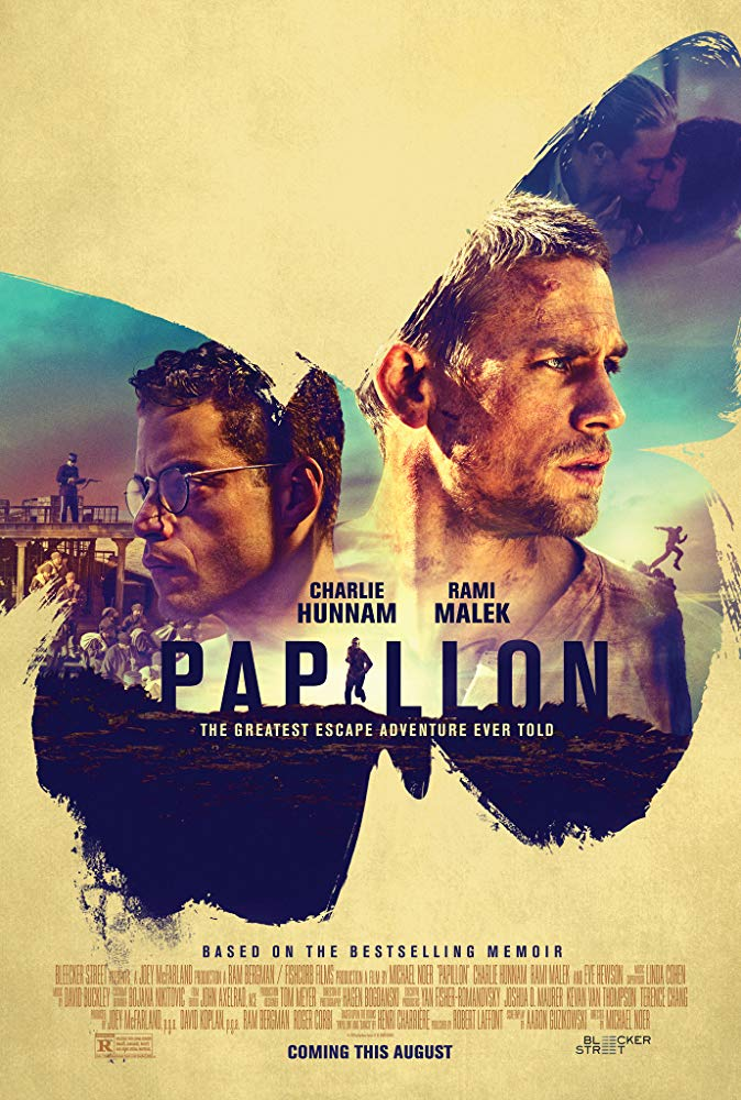 Review Filem Papillon