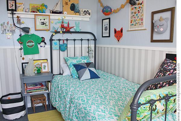 la couette ikat pour mes jolis m mes mais pas que. Black Bedroom Furniture Sets. Home Design Ideas
