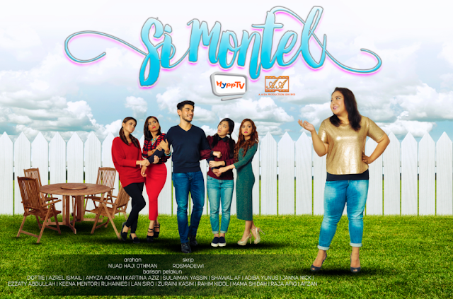 New Drama Series 'Si Montel' on HyppTV Channel 116 & HyppSensasi