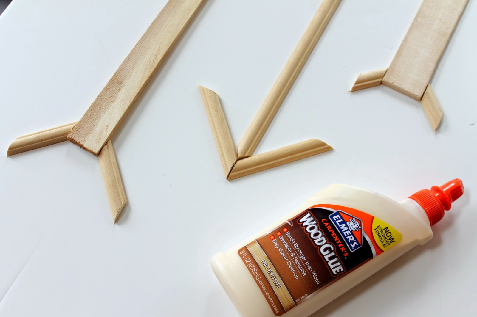 wooden arrows DIY