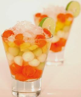 Resep Es Cocktail Buah Segar