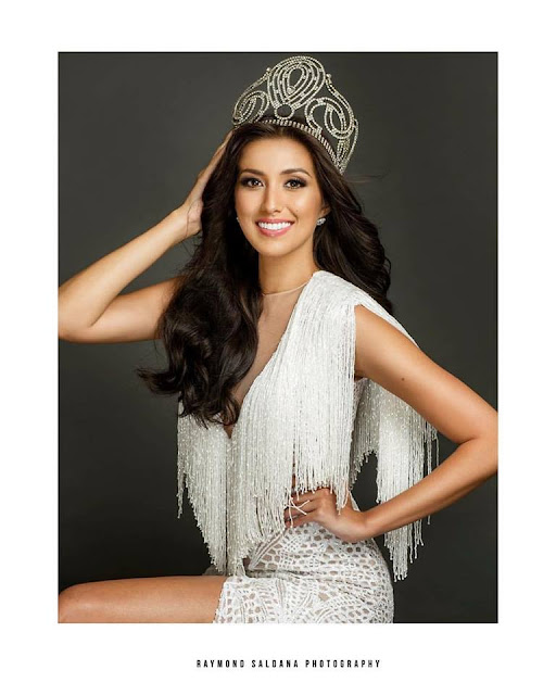 Miss Universe Philippines 2017-Rachel Peters-Birthday