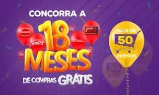 Cadastrar Promoção Smart 18 Meses Compras Grátis Supermercados Smart 18 Anos