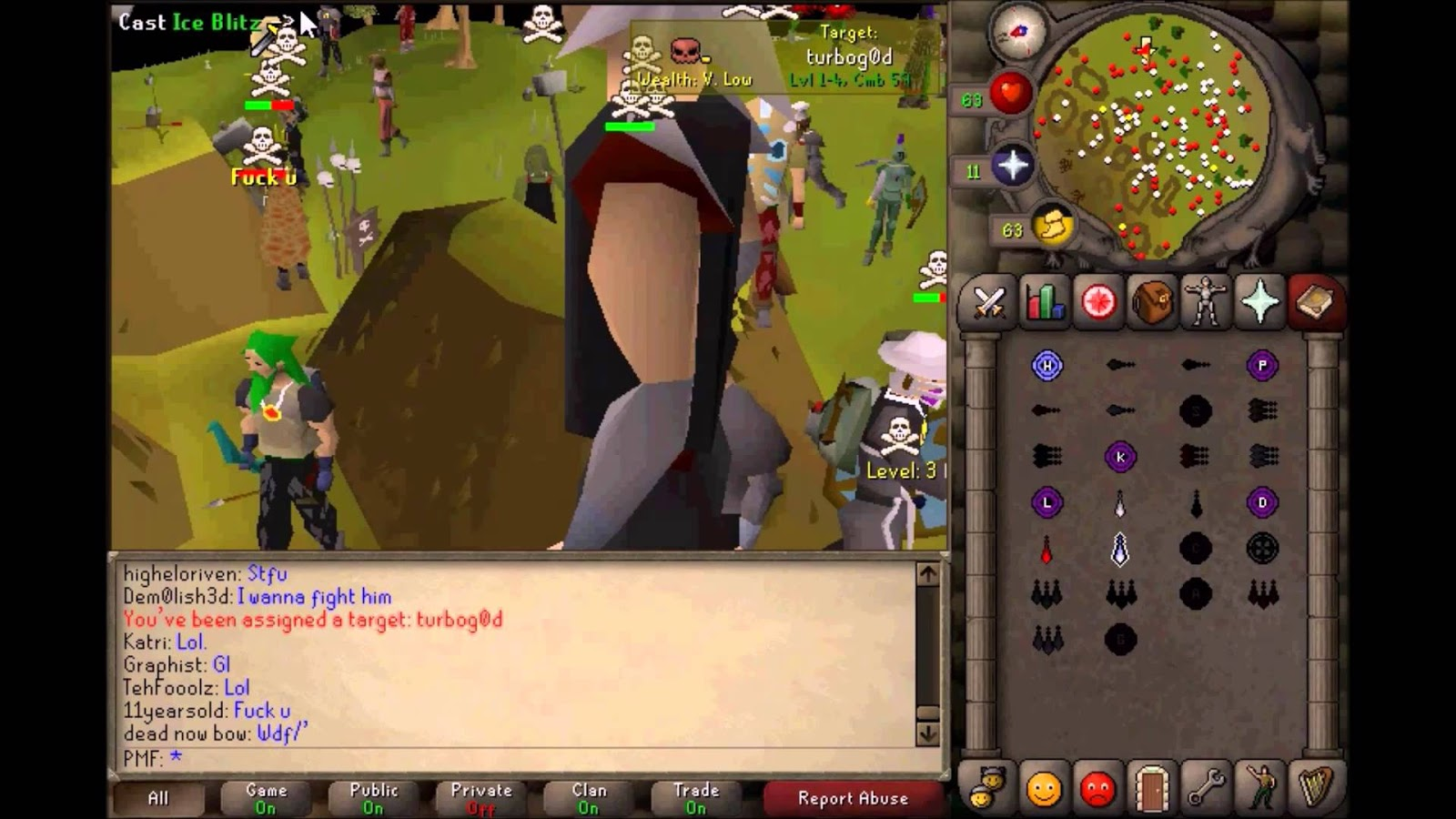 How To Osrs Granite Maul