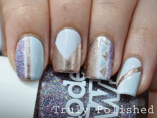 Truly Polished: NOTD: Expect the Unexpected