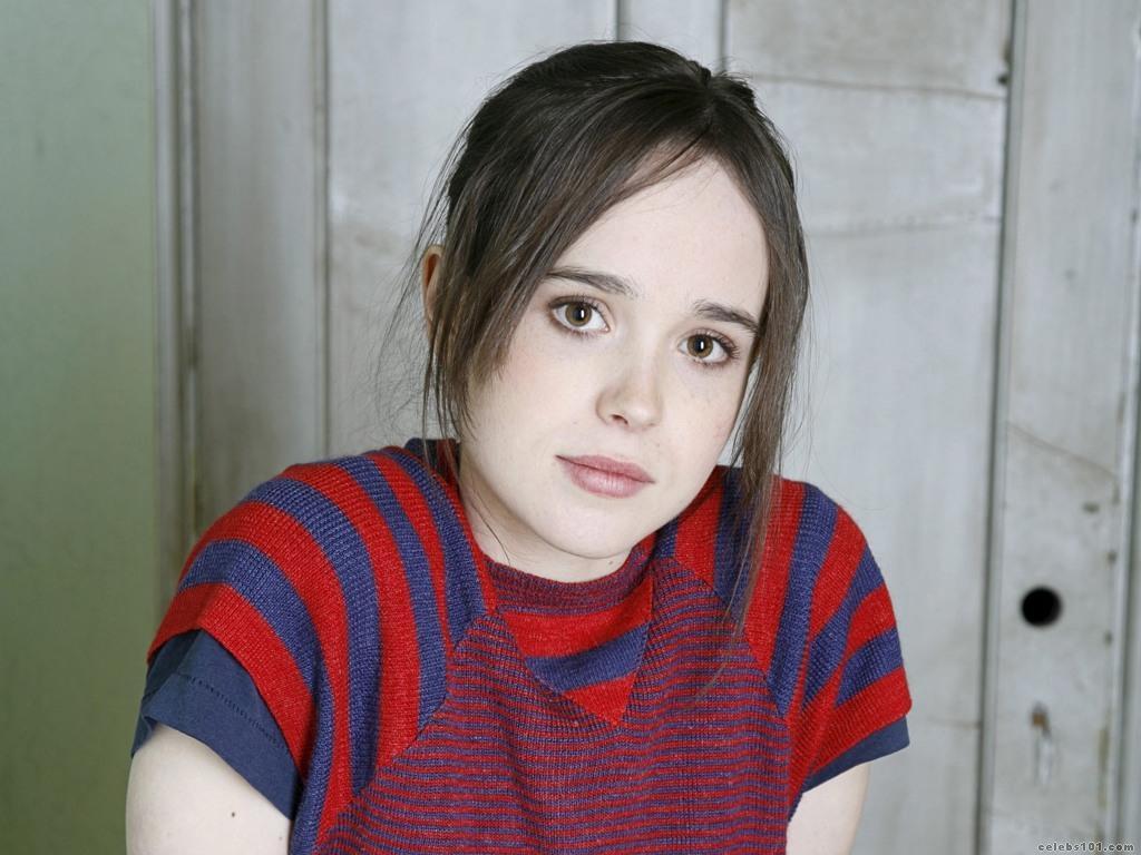 Young Ellen Page nude photos 2019