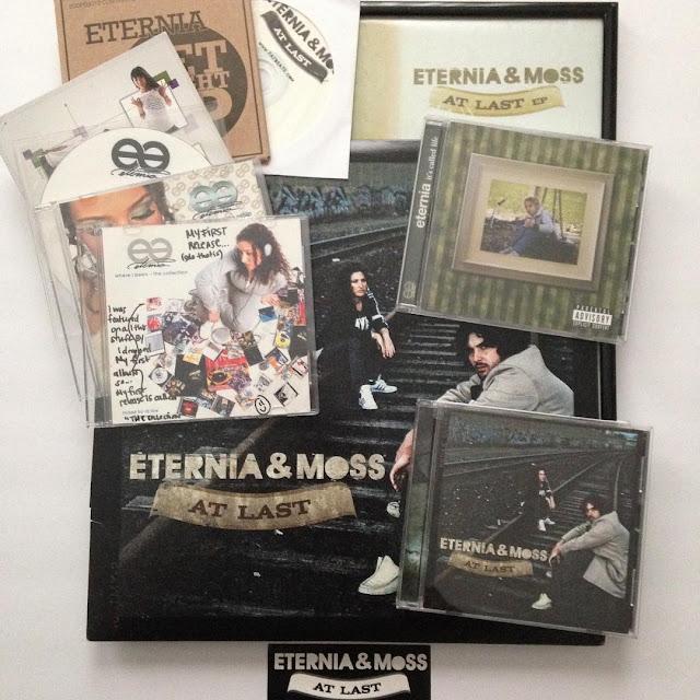 Eternia Canadian Hip-Hop Toronto Discography