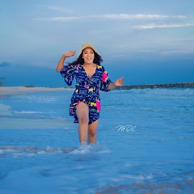 Actress Bidemi Kosoko celebrates birthday with lovely new photos