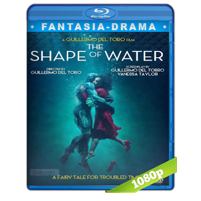 La Forma Del Agua (2017) BRRip Full 1080p Audio Trial Latino-Castellano-Ingles 5.1