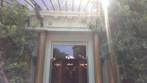 Restaurant Pavillon Ledoyen Paris 08 ème.