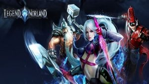 Legend of Norland Epic ARPG MOD APK+DATA