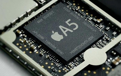 Chip Apple A5