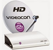 Videocon D2H DVB-S2/ MPEG-4/ HD/ 3D Digital Set-top Box