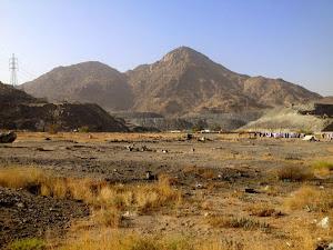 Jabal Tsur, Makkah