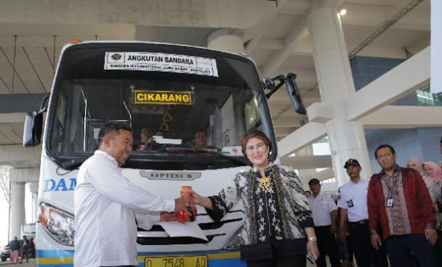 Damri Bandung Bandara Kertajati