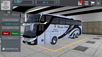 Game Bus simulator Indonesia Maleo Android