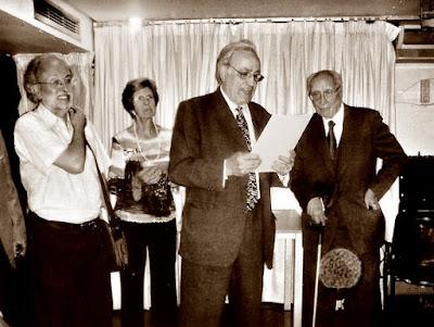 Homenaje al Dr. Bardera al 2008