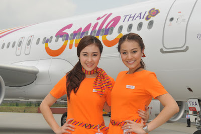 Booking with Thai Smile Airlines