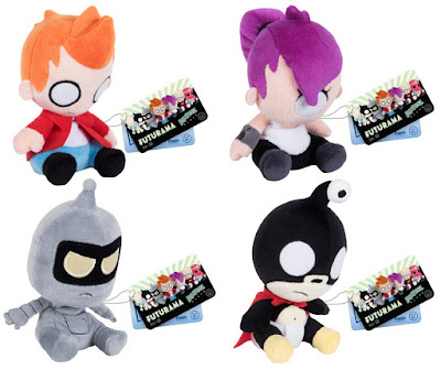 The Blot Says Futurama Mopeez Plush Series By Funko