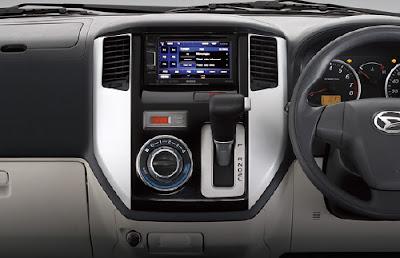 Daihatsu Luxio Tipe-M