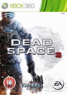 jaquette dead space 3 xbox 360 cover avant g 1338886645 Download   Jogo Dead Space 3 : Region Free   XBOX360 (2013)
