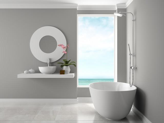 I mobili bagno per una casa al mare perfetta