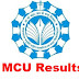 MCU Makhanlal Result 2018 PGDCA DCA BCA Dec-Jan 2019 Examination