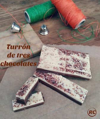 TURRÓN-DE-TRES-CHOCOLATES-BY-RECURSOS-CULINARIOS