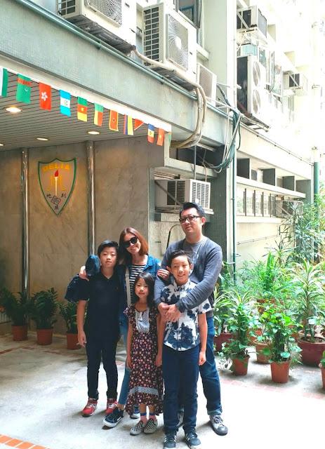 delia memorial school for elementary kids hong kong