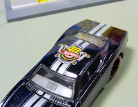 "Hot Wheels Modern Classic 40th Anniversary ""Custom Otto"""