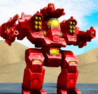 Mech Robot War 2050 MOD Apk