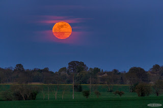 Lever de Pleine Lune