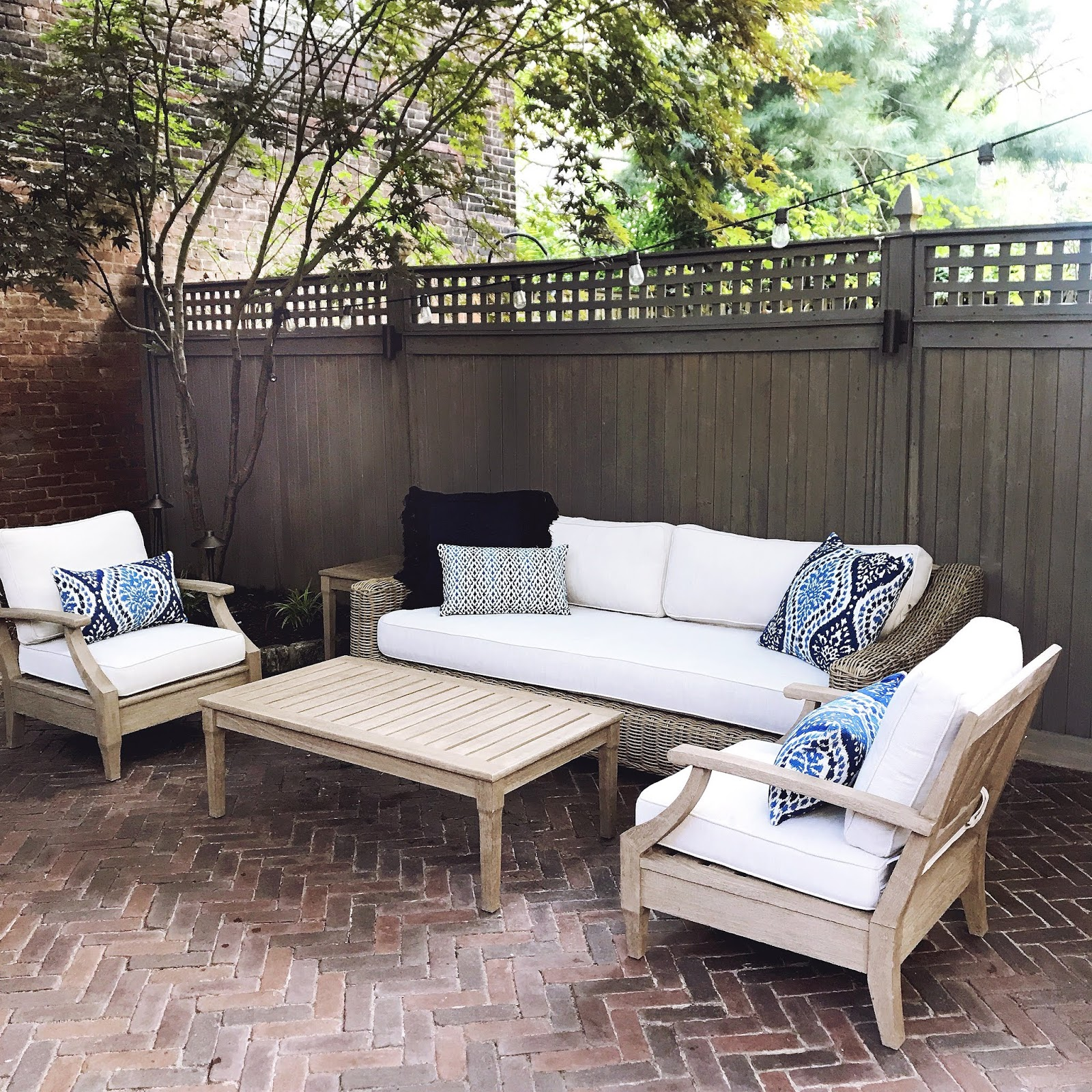The Sparkly Life You Re Going To Love This Backyard Makeover