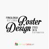 Pengalaman Ikut Lomba Poster Design