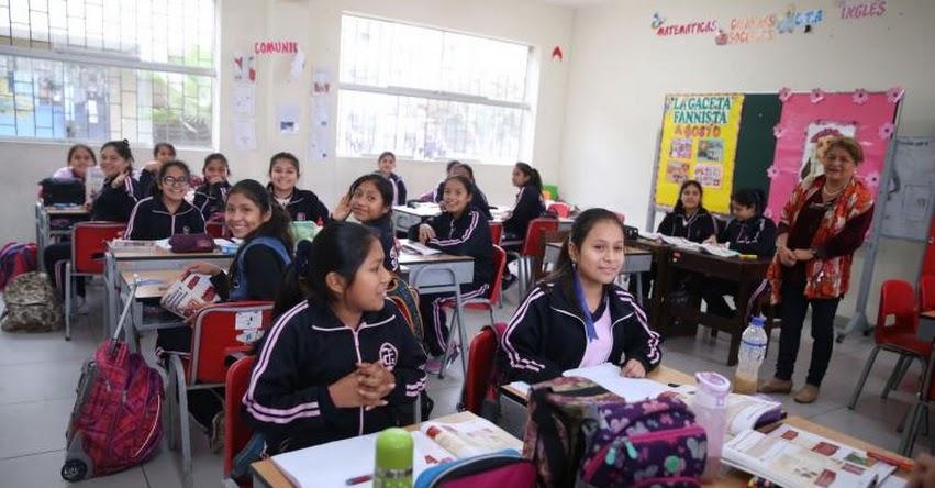 MINEDU: Más de 400 mil maestros nombrados y contratados reciben segundo aumento salarial del año, informó el Ministerio de Educación - www.minedu.gob.pe