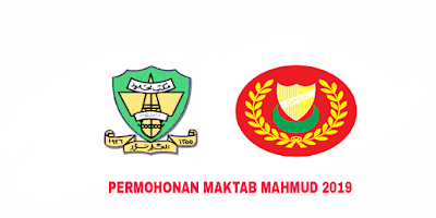 Permohonan Maktab Mahmud Negeri Kedah 2019 Online