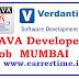 Job Opening for java Developers in Verdantis Technologies Mumbai
