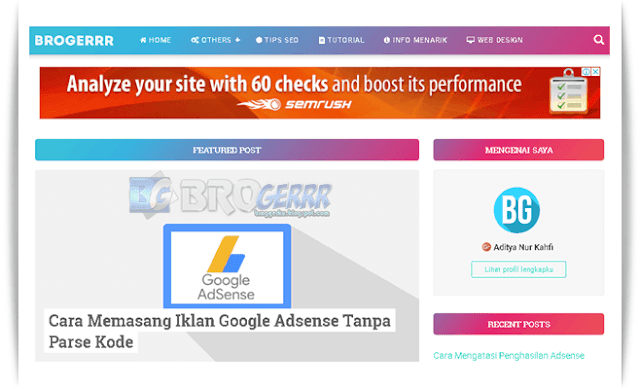 Membuat Gradient Color Animasi pada Background dengan CSS seperti BG BroGerrr