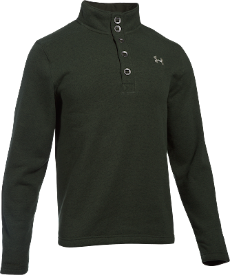 Under Armour Men's Specialist ¼ Button Storm Sweater