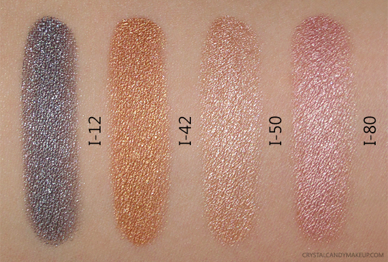 Make Up For Ever Aqua XL Color Paint I-12 I-42 I-50 I-80 Swatch