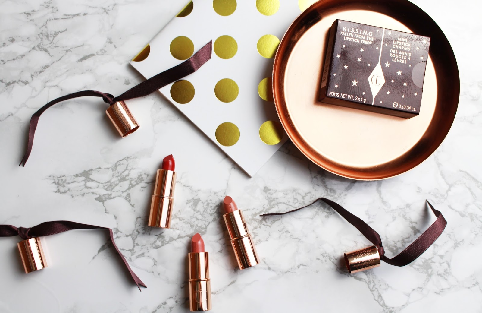 Charlotte Tilbury Lipstick Review, Stocking Fillers Make Up